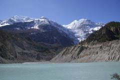 Gletschersee bei Manang