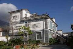 Schön restauriertes Haus