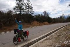 Höchster Pass vor Shangri-La auf 3700m