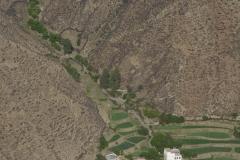 Terassen und Bewässerungskanäle
