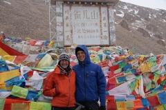 Tro-La. Unser höchster Pass mit 4900m. Die angegebenen 5050m sind wohl sehr grosszügig gerechnet...