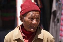 Einheimischer in Manigong