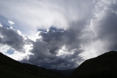 Explosive Wolkenstimmung