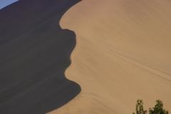 Riesige Sanddünen