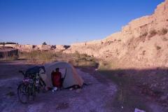 Camping im Canyon