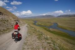 Unterwegs im Nomadenland