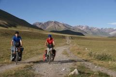 Fahrt zum Tosorpass 3900m