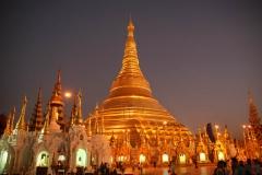 Shwedagonpagoda - Myanmar