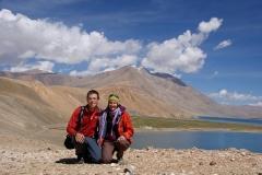 Tsomoriri-See auf 4600m