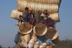 Elchtest würde der nicht bestehen - Myanmar