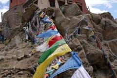 Kloster in Leh/Ladakh