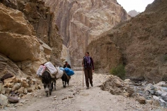 Start Zanskartrek bei Lamayuru
