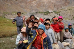 Schulfest - Zanskar