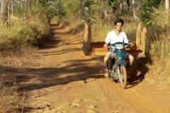 Kambotschanischer Zügelwagen