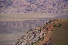 Unwirkliche Landschaft