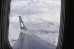 Flug nach Leh
