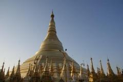 Shwedagon, Wahrzeichen von Yangon