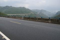 Chinas Strassen können mit der Gotthardautobahn mithalten. Bloss mit einem Viertel des Verkehrs.