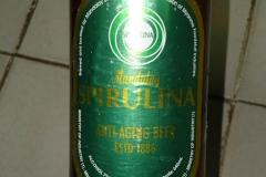 Anti-Aging Bier. Ob man am nächsten Morgen wirklich weniger alt aussieht als sonst haben wir nicht ausprobiert.