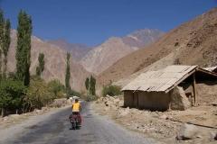 Hübsche Dörfer, steile Berge...