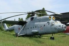 Flügel hatte unser Helikopter nicht, aber sonst sah er genau gleich aus (niet fotografia...)