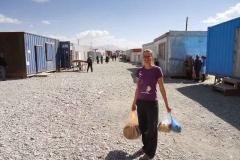 Grosseinkauf auf dem Markt in Murgab.