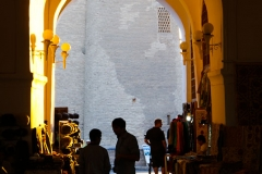 Markt in Bukhara