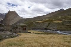 Photoskar, ein typisch ladakhisches Dorf