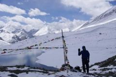Der höchste Punkt auf 5100m ist erreicht