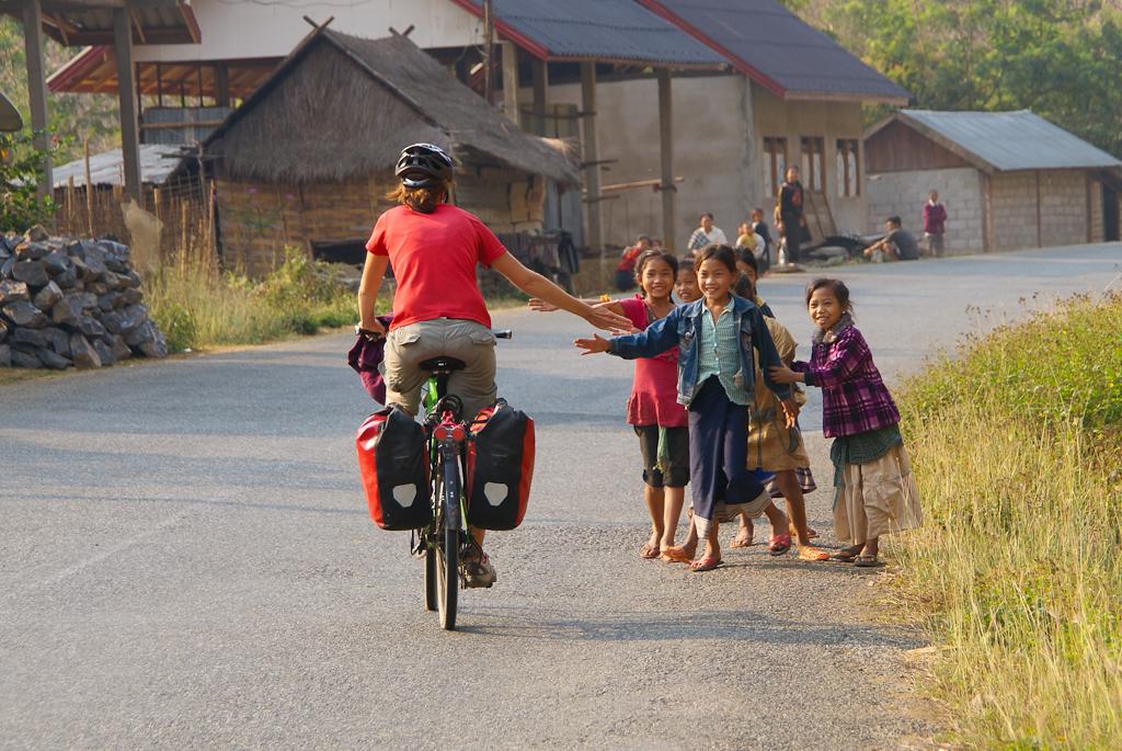 Mit Nemo durch Laos