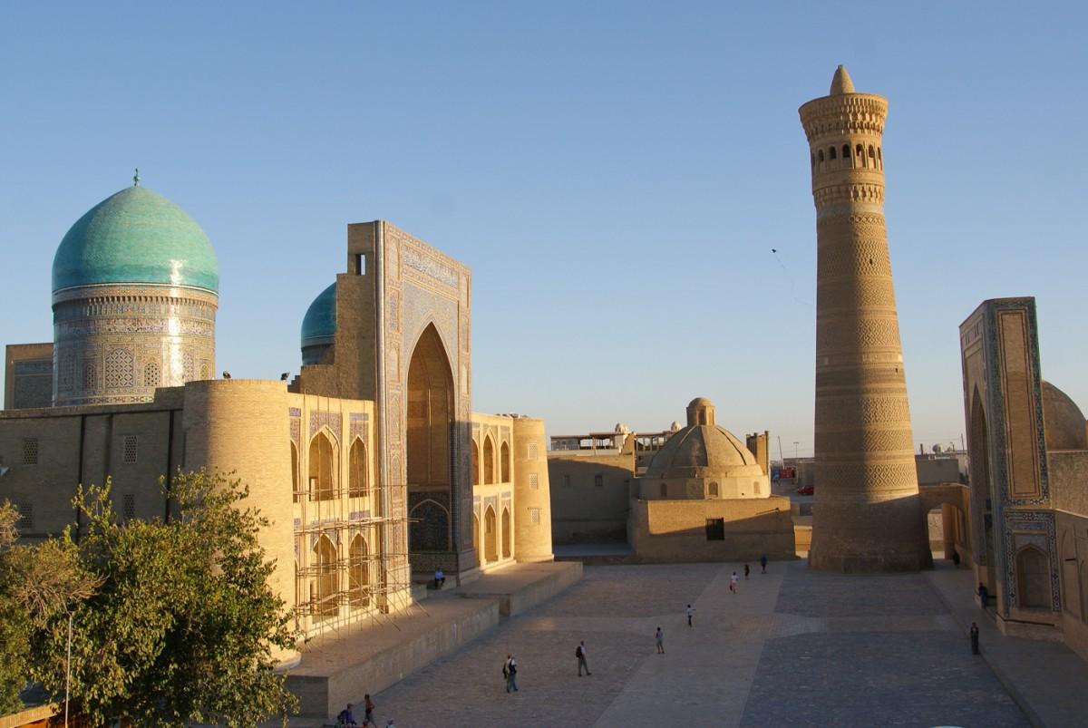 Moscheen in Samarkand