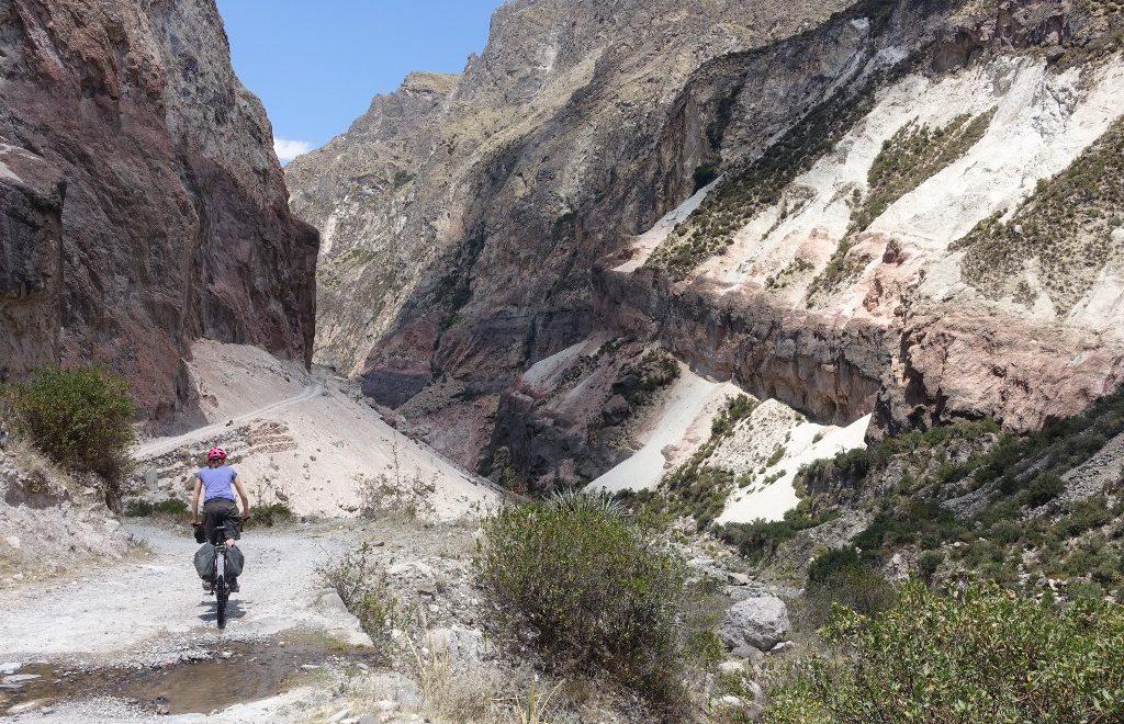 Peru – Das Andenbrevet – Pitumarca nach Cotahuasi