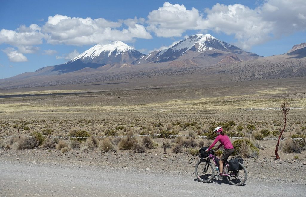 Vulkane, Vicuñas und Wellness