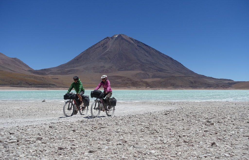 Die Lagunenroute und ein Abstecher zum Vulkan Pili