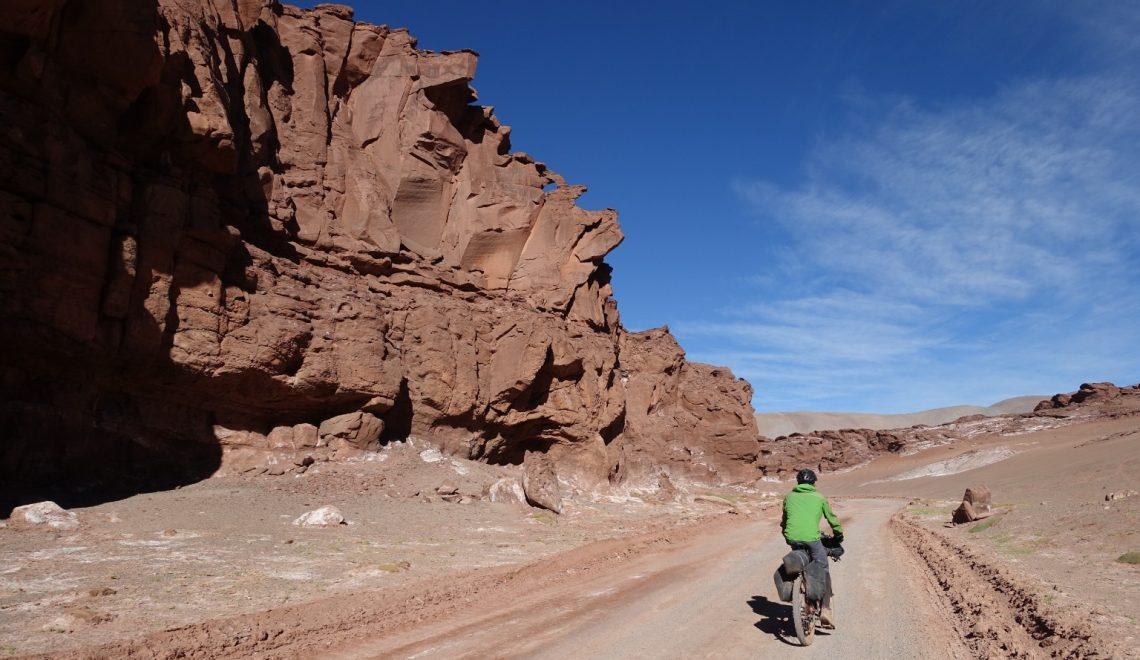 Über den Paso Sico nach Argentinien